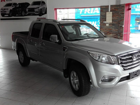 Great Wall Wingle 6 Diesel 4x4 Entrego Hoy