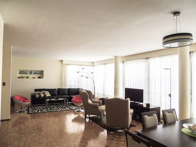 Apartamentos En Venta Punta Carretas. 4 Dormitorios