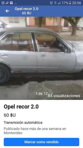 Opel Opel.2.0 Sedan