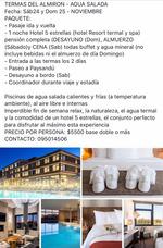 Excursiones Termas De Almiron, Chuy, Florianopolis