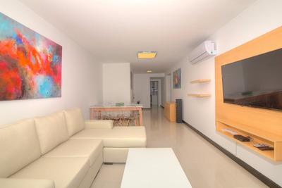 Divino Apartamento De Diseño Con Vista   P17 A 100m De Playa