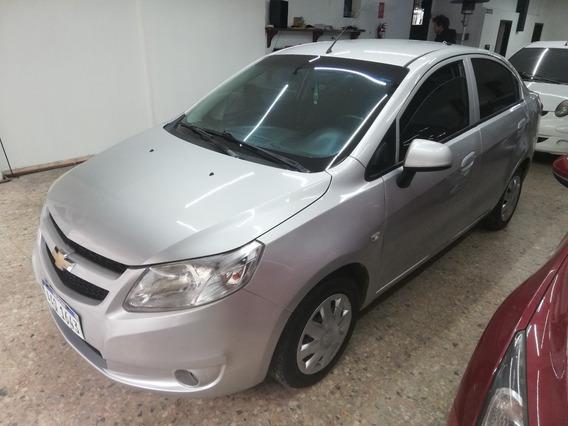 Chevrolet Sail Año 2014. Entrega 3900 Y Saldo En 48 Cuotas