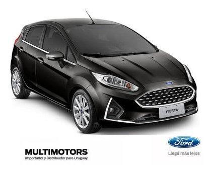 Ford Fiesta Se Manual Desde U$s20.990 - Entrega Ya!