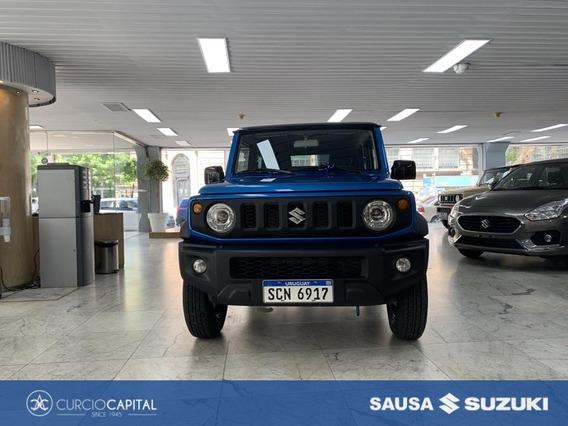 Suzuki Jimny Glx 2019 Azul 0km
