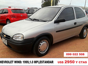 Vendo Financio Chevrolet Corsa Wind 1.0
