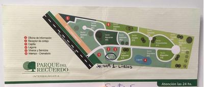 Parcela Cementerio Parque Del Recuerdo. Interbalnearia Km25