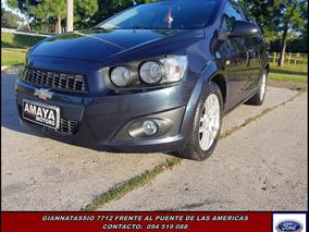 Amaya Chevrolet Sonic 1.6 Lt 2015 Excelente Estado 54000 Km!