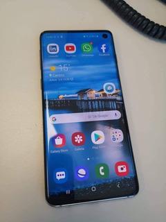 Samsung S10 Libre Inmejorable Estado