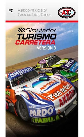Simulador Turismo Carretera Digital (código) / Pc Bundlegame