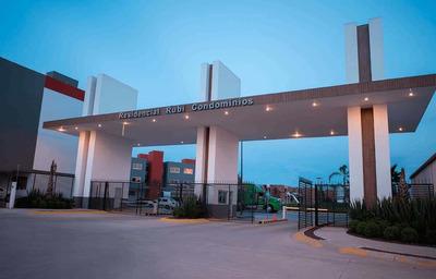 Departamento De Lujo Con Alberca, Rubí Residencial