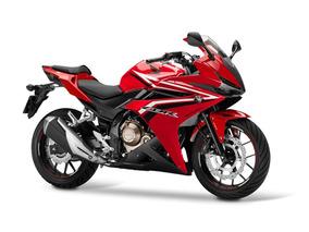 Honda Cbr500 - 100% Financiada - Gestion Gratis Y Beneficios