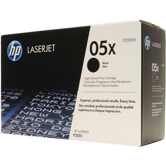 Toner Hp Laserjet P2055 05x Ce505x