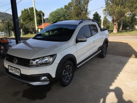Volkswagen Saveiro 1.6 Cross Gp Cd 101cv 2017