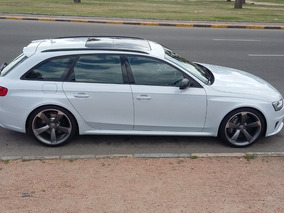 Audi Rs4 Avant 4.2 V8 Tfsi 450 Hp 2015 Unico Dueño