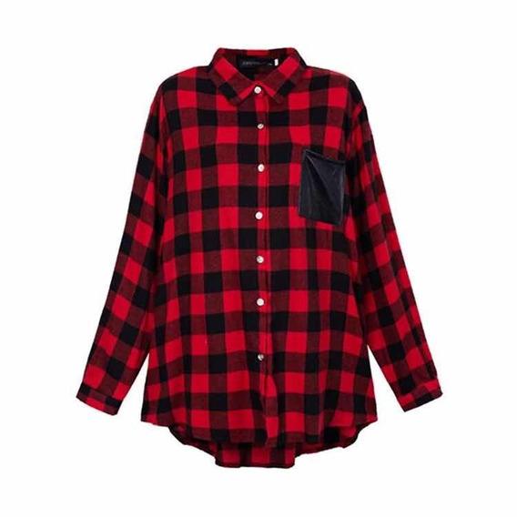 4aee23fa1ea7 Camisa Dama Escocesa - Camisas de Mujer en Mercado Libre Uruguay
