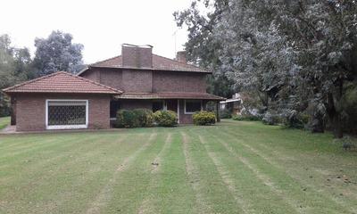 Chalet Quinta Casa Parque El Remanso