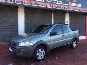 Fiat Strada Working!! Entrega Y Cuotas!!