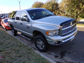 Dodge Ram 2500 5.9 Pickup Slt Quad Cab Diesel 4x4 At 2006