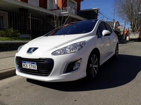 Peugeot 308 1.6 Cc Thp 156cv Nav 2014