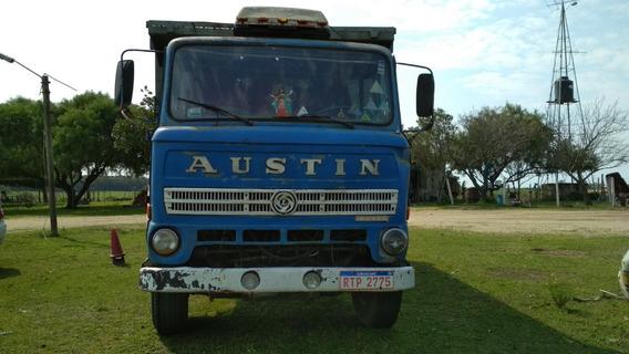 Austin Con Volcadora