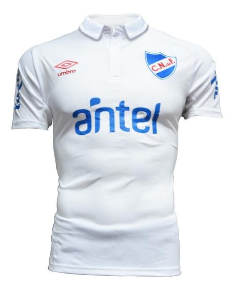 Camiseta Nacional 2017 Blanca Con Sponsors Umbro Oficial