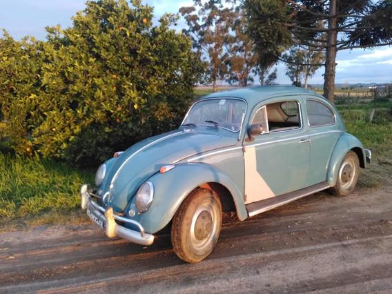 Volkswagen Fusca 62 Fusca