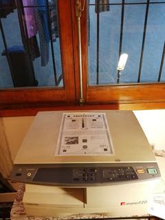 Fotocopiadora Laser Toshiba Estudio 120 Funcionando.