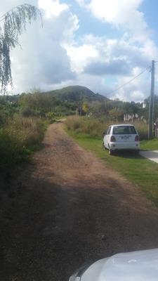Terreno A 100 M. De Ruta 10 .- Con Vista A Cerro Del Burro,