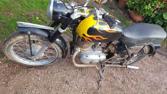 Vendo Moto 2 Tiempo 250 Cc.-