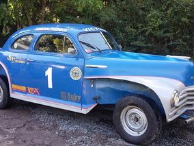 Chevrolet Coupe 47´ De Tc Historico - Unico Dueño