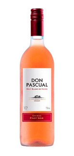 Vino Don Pascual Blanc De Noirs X 12 Unidades