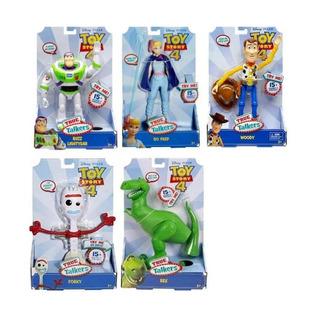 Figuras Muñecos Parlantes De Lujo - Toy Story 4