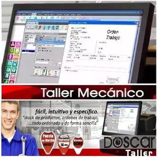 Software Taller Mecanico Servicio Gestion Lubricentro Ventas