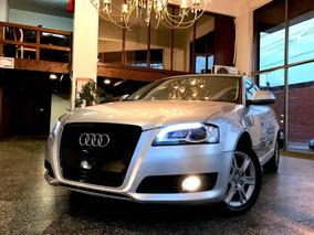 Audi A3 2.0 Tdi Caja 6ta Full-full Excelente, Anticipo $