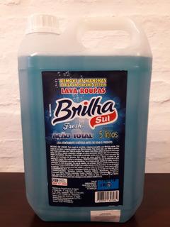 Jabon Liquido Espoma Controlada Brilha De 5 Lts.