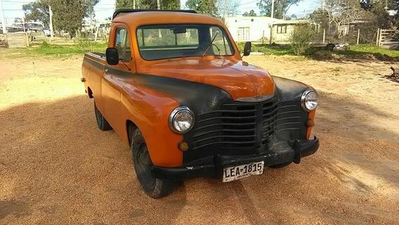 Renault Colorale 1951 Pickap