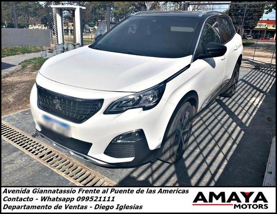 Peugeot 3008 Extra Full !!! 2018 Unico Dueño !! Amaya Motors