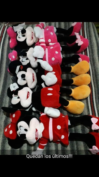 Peluches Mickey Y Minnie