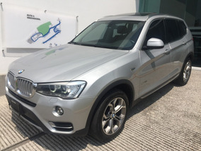 Bmw X3 Xdrive28ia X Line At 2016*venta En Agencia Bmw*