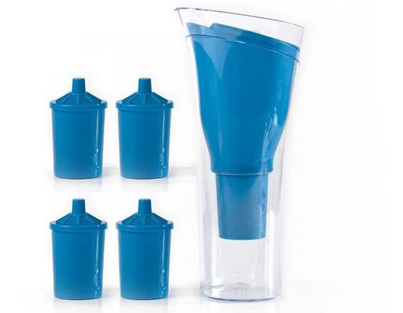 Jarra Purificadora De Agua Sense Dvigi + 4 Repuestos