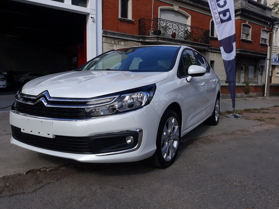 Citroën C4 1.6 Turbo Diesel Feel Pack 0km Para Remise