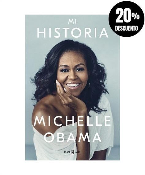 Mi Historia » Michelle Obama