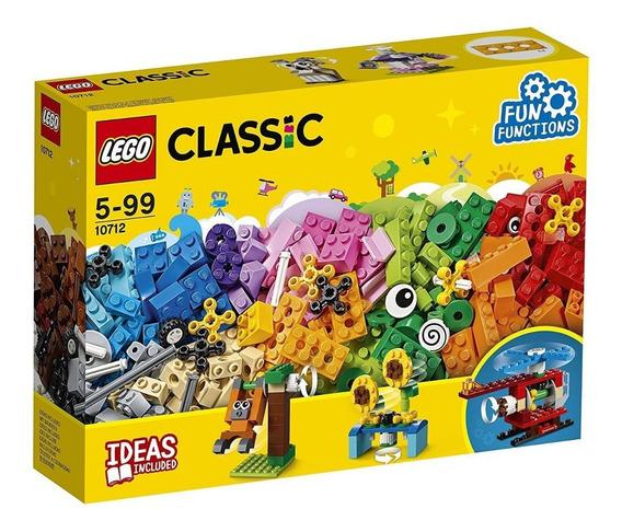 Lego Classic: Ladrillos Y Engranajes