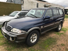 Ssangyong Musso 2.9 602 Dti 2005