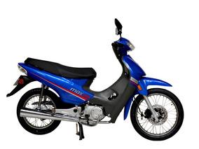 Motos Yumbo Pollerita Max 110