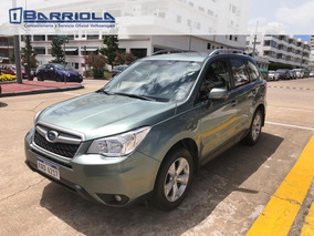 Subaru Forester Rural 4x4 2016 Excelente Estado - Barriola