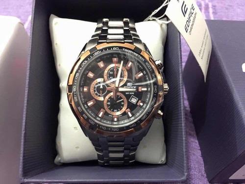 76a372a4139c Casio Edifice Modelo 1301 Efa 126 Relojes Hombres - Joyas y Relojes ...
