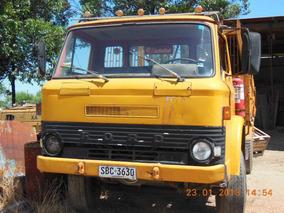 Ford 1311 Con Volcadora