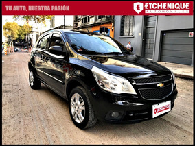 Chevrolet Agile 1.4 Ltz Extra Full Impecable - Etchenique