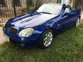 Mercedes Benz Clase Slk 2.3 Kompresor 2001